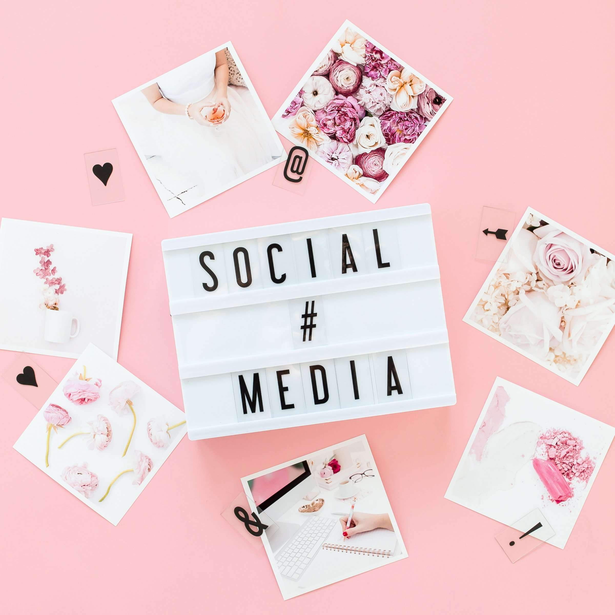 Using social media to grow your list
