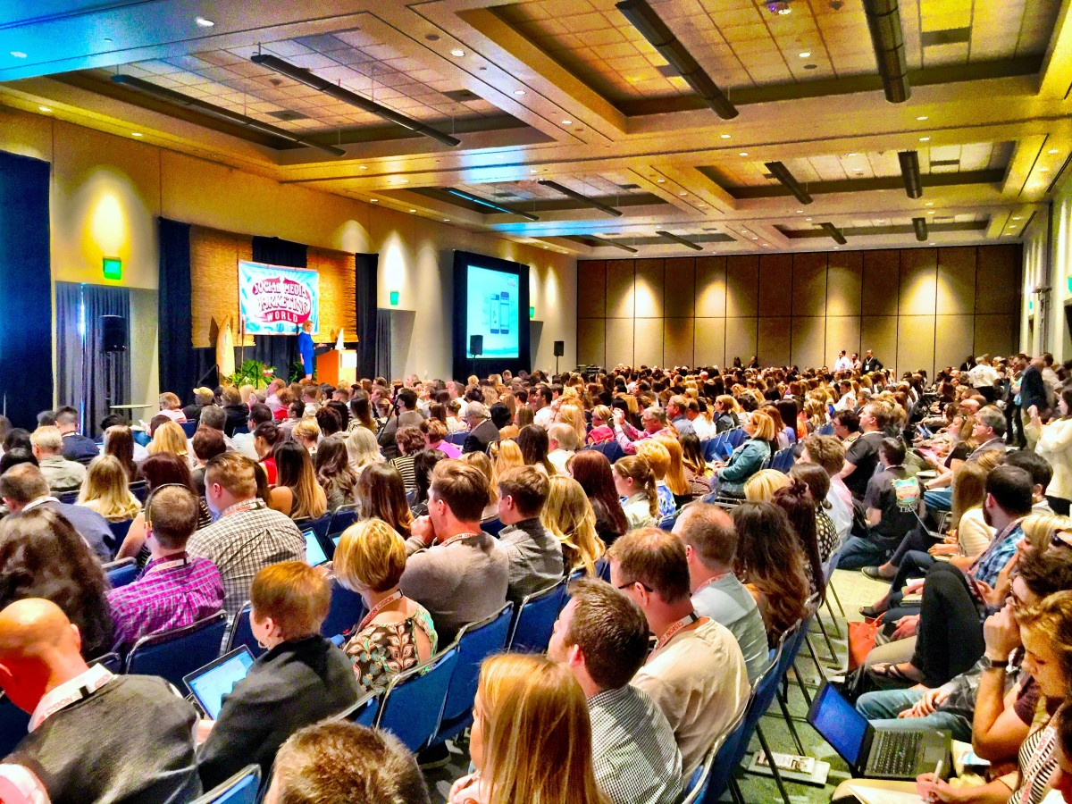 How To Make The Most Of A Business Conference