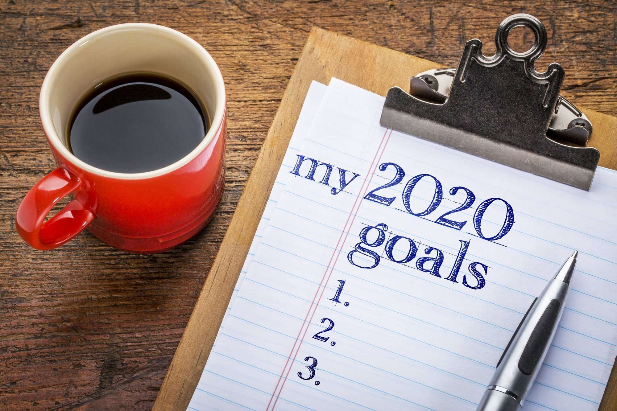 5 Goals You Need to Set for a Successful New Year!