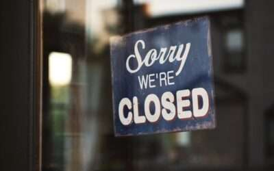 5 Most Common Reasons Small Businesses Fail