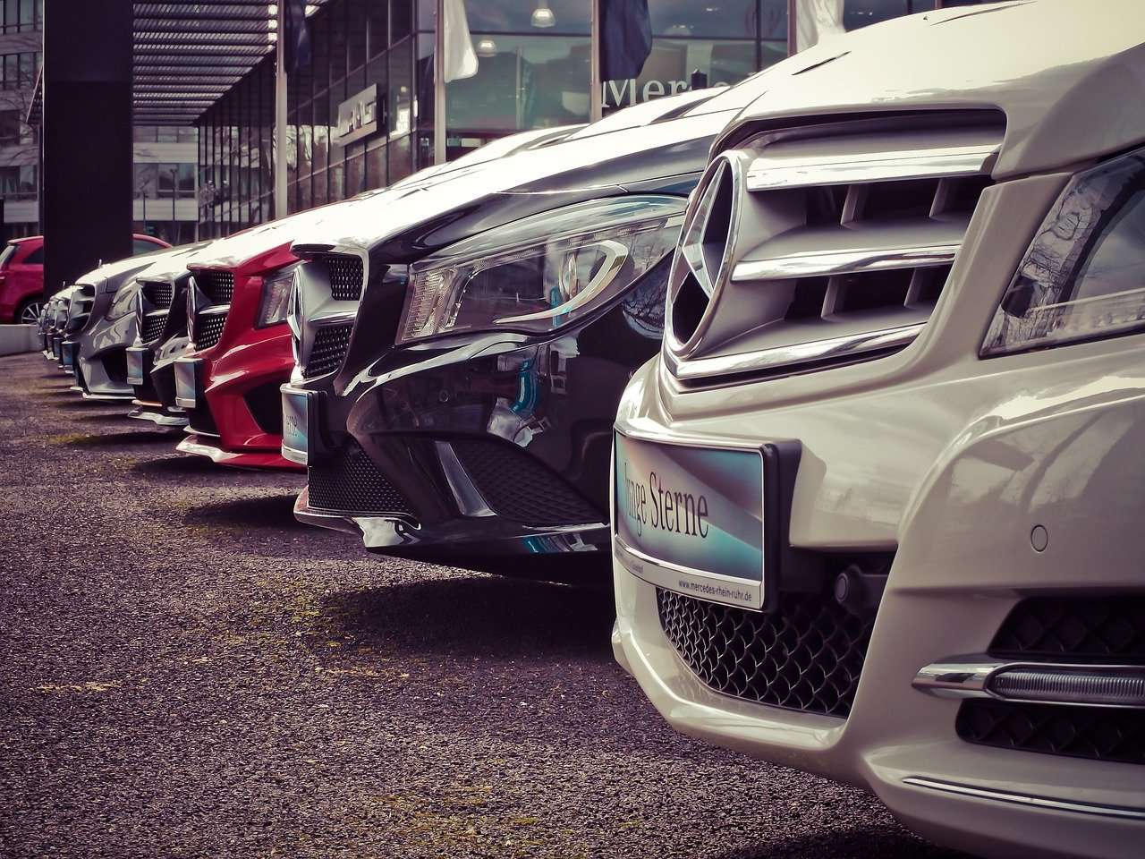 Why You Should Have A Company Car Scheme